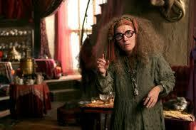 WHICH OF VERY TALENTED BRITISH ACTRESSES PLAYED PROFESSOR TRELAWNEY WHO FIRST APPEARED IN HARRY POTTER AND THE PRISONER OF AZKABAN PLAYING HOGWARTS DIVINATION PROFESSOR?