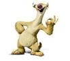 "which movie has ""sid the sloth"" in it"