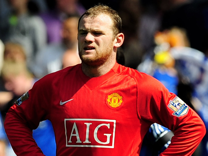 What is Wayne Rooney's son called?