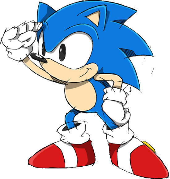 8. How old was Sonic in the game Sonic the Hedgehog?