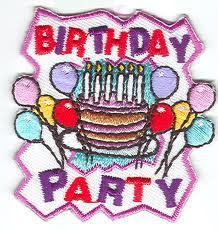 On your birthday, what would you keep the theme for your theme party?
