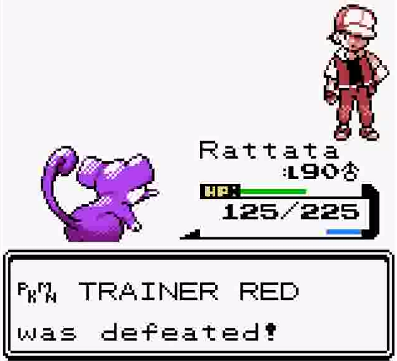 Defeating Pokemon 101 Best rule?