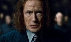 Which of the following characters was the Minister of Magic who took over as Minister for Magic after Rufus Scrimingour was murdered in Harry Potter and the Deathly Hallows Part 1 ?