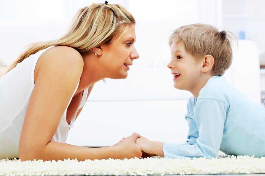 If your child wants to discuss something with you, you will listen to him/her?
