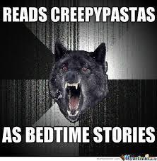 Now, if you like Creepypasta, Who is your favorite? :D