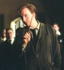 What spell did lupin use on peeves in 3rd year?