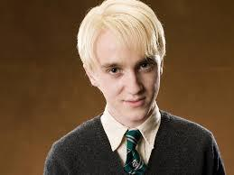 Draco asks you to be his friend, what do you say?