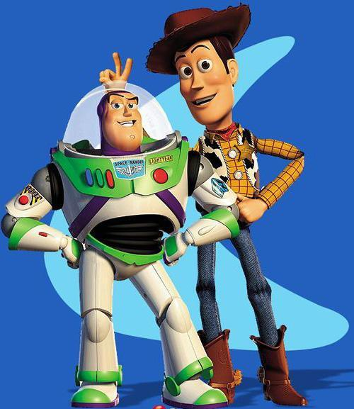 "Who performed Woody in ""Toys Story""?"