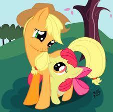 What is the name of Applejack's sister?