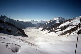 Name The Largest Glacier In Switzerland