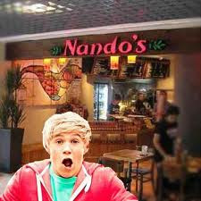 where is nialls fav food place