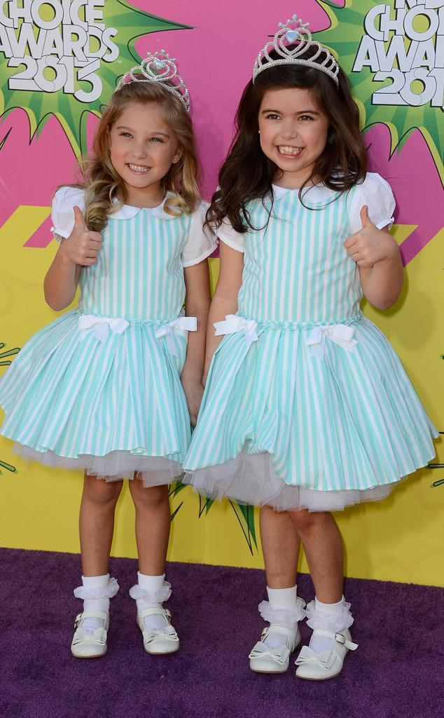 Okay last question- If you haved to would pick, who would you pick Sophia Grace or Rosie