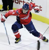 Who was the best player on the Washington Capitals