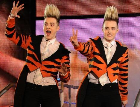 Where did Jedward finish their place in big brother?