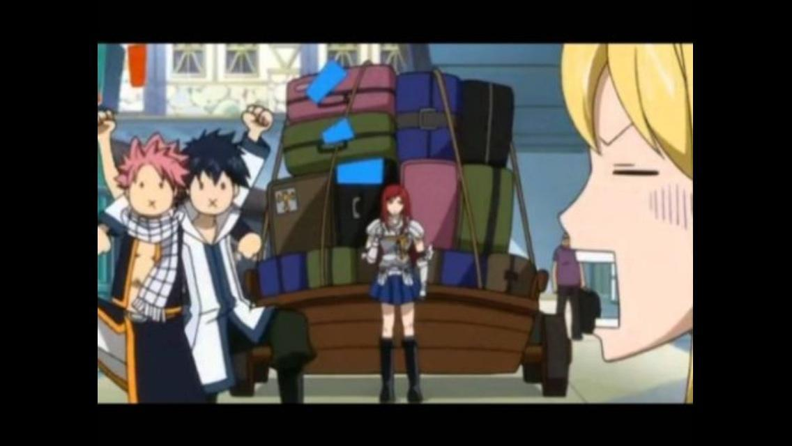 Favorite Fairy tail ship? And Bai!