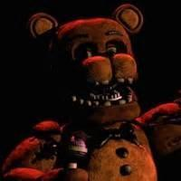 What color eyes does Freddy have?