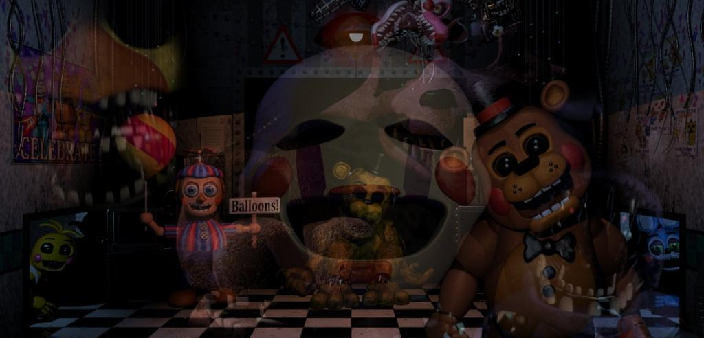 Have you ever heard of FNAF?