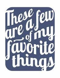 What Is your number one FAVORITE thing to do?