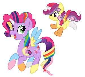 Who's Best Pony?
