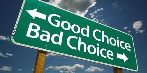 Have You Ever Made A Bad Choice That Changed Your Life?