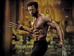 Before having adamantium claws, Wolverine's claws were made of...