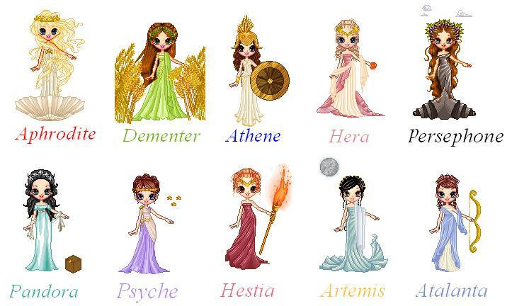 Do you like Greek and Egyptian mythology?