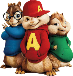 WHATS YOUR FAVE CHIPMUNK??