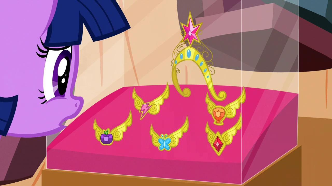 Who's cutie mark did Applejack have in Magical Mystery Cure?