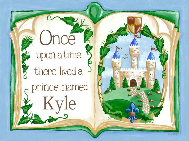 If your life were a storybook, what type would it be?