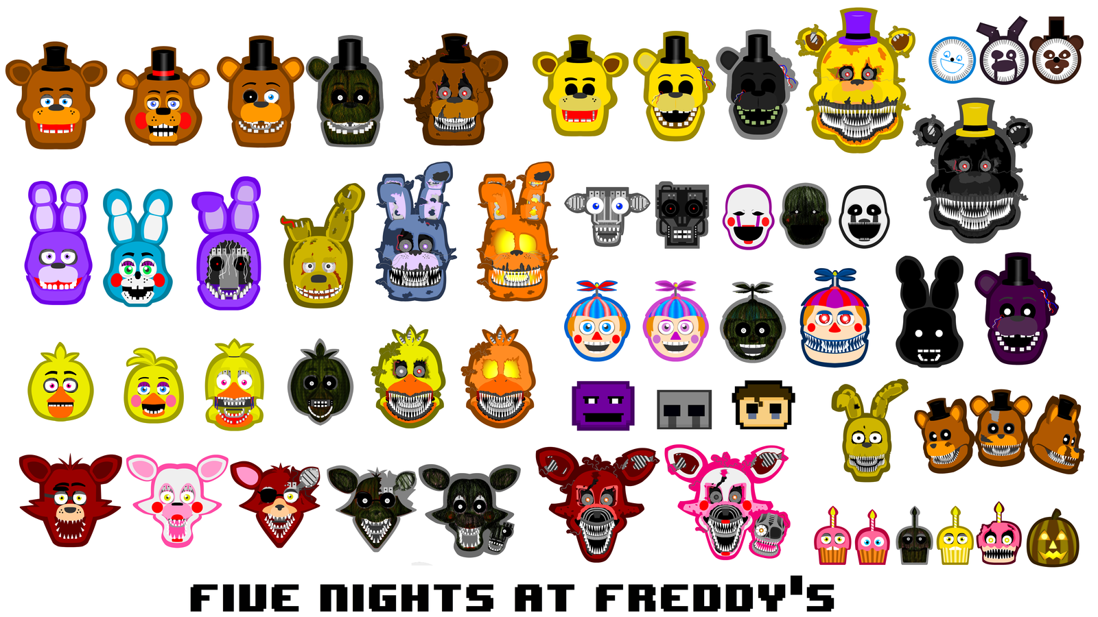 who likes FNAF the more?