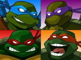 In the 2003 series, who was Raphael's best pal??