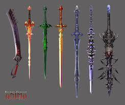You are in a arena, you don't know how you got there but you know you must use a weapon. what weapon do you choose?