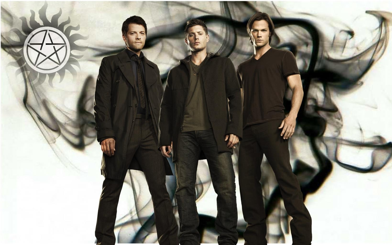 Here's the last question: Do you like Supernatural?
