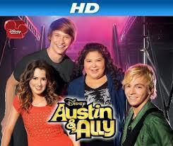 how did austin moon got famous but he ''borrow'' the song from ally