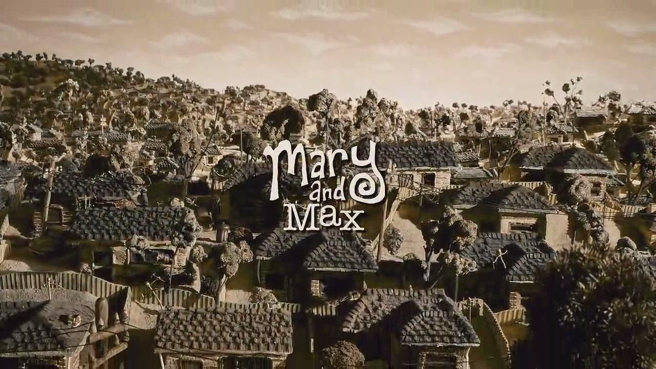 "In ""Mary And Max"", How old were Mary and Max at their first correspondance?"