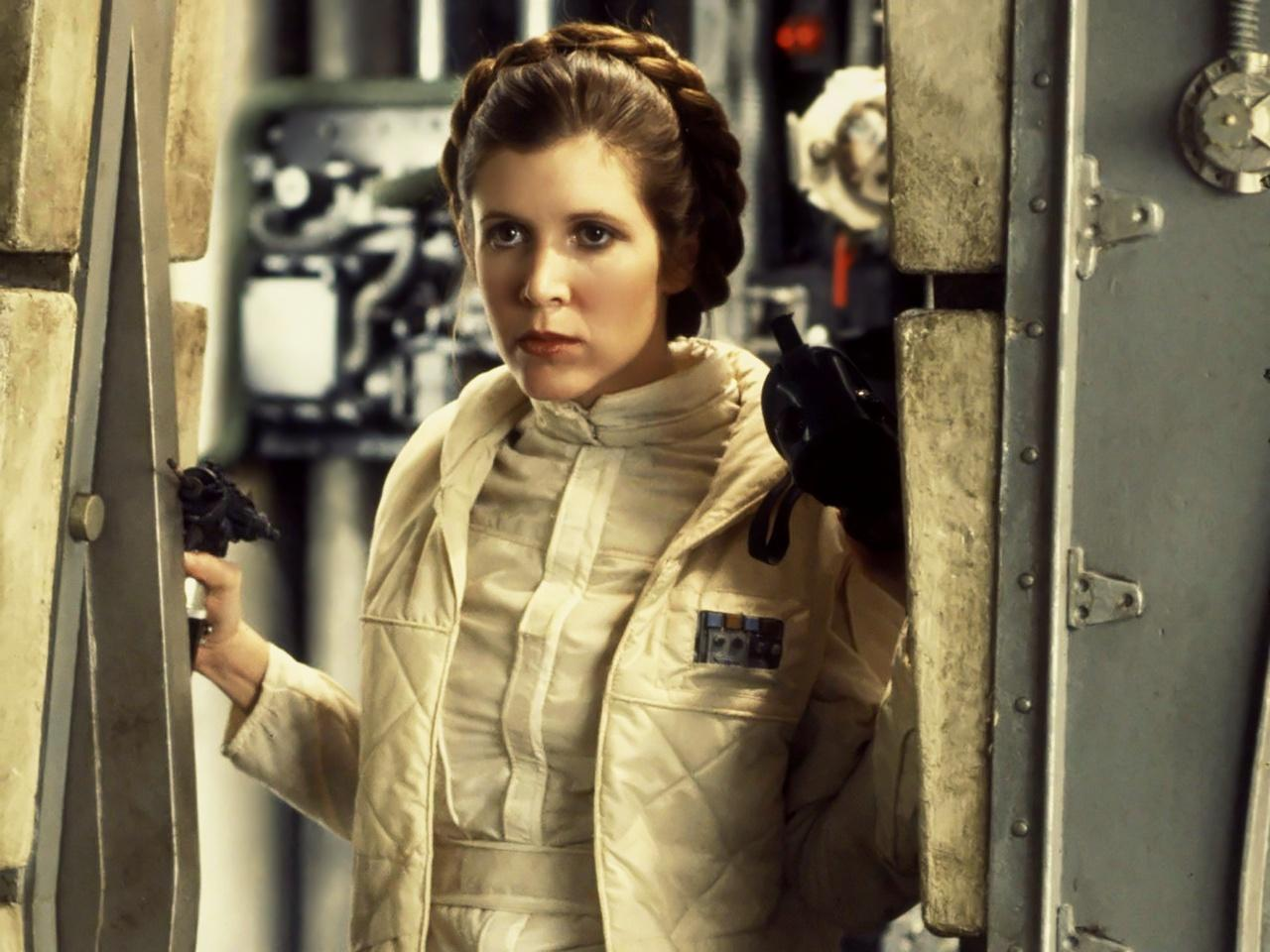 Who did princess Leia marry?