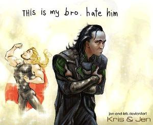 Loki or Thor - Personality Quiz