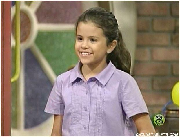 How old was Selena Gomez when she was in Barney & Friends?