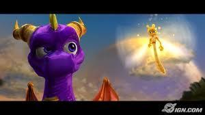 who is spyro's best friend?