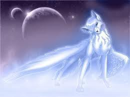 This is Moonwing. You see her in the moonlight. Your reaction?