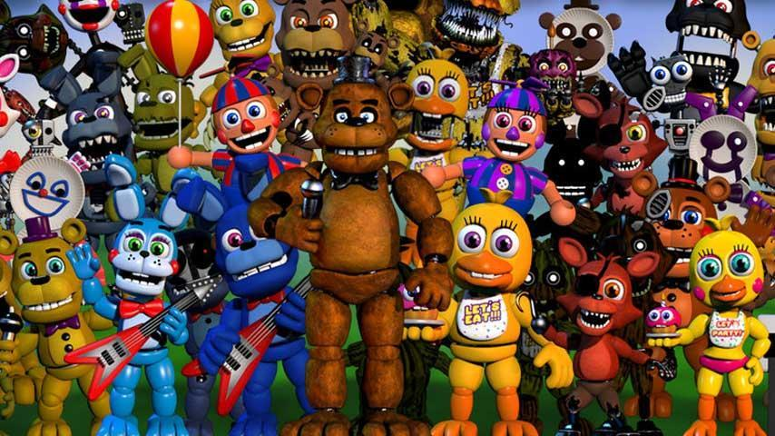 If you could be any other animatronic but yourself who would you be?