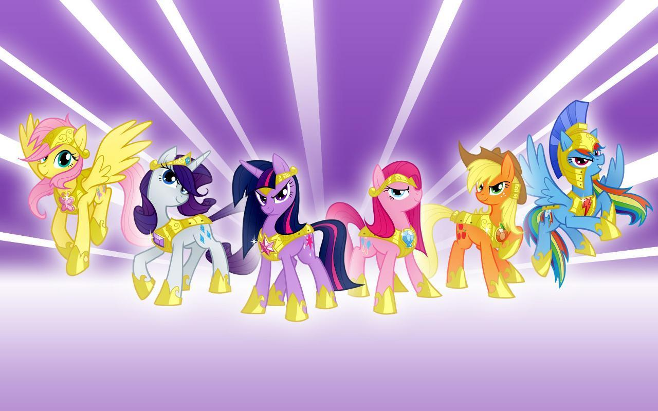 Name the MLP characters