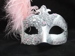 You are going to a masked ball you wear.....