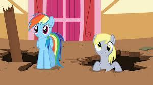 how many times has derpy talked in an episode