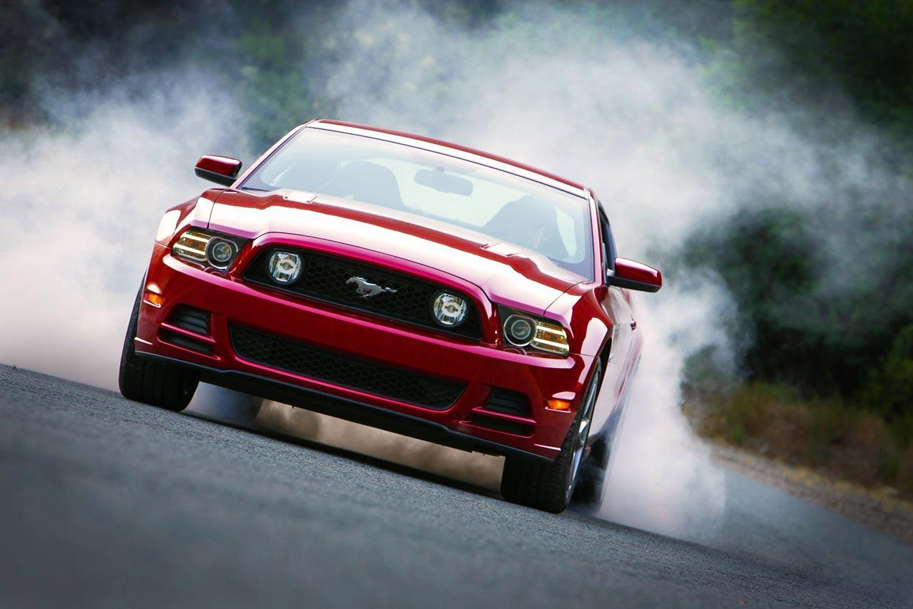 How often do you drive your Mustang?
