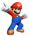 What Game (Starring Mario as the main character) came out in 2010