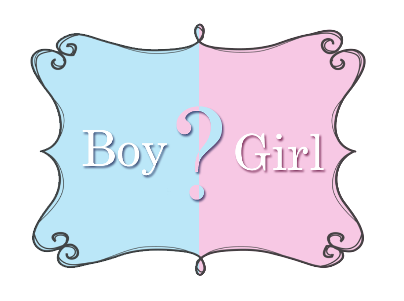 Are you a boy, girl or a bit of both?