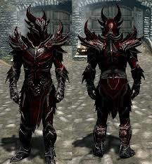 Dark: if you had cool armor what would it be