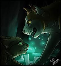 You are fighting in battle (ShaodwClan vs. WindClan) and you have YOUR leader pinned down in a safe tuckd away corner but their deputy is watching you.