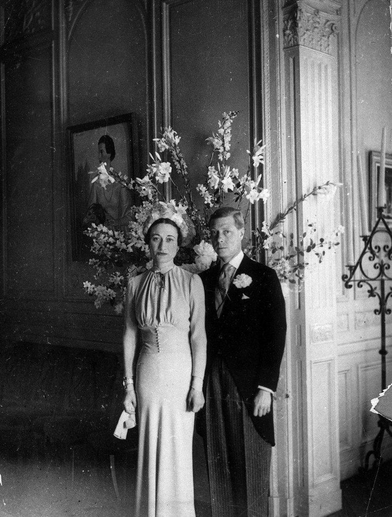 "Edward VIII caused a scandal when he abdicated the throne to marry a divorced woman, but he wasn't the first monarch to do so - can you name the other King who married what we would term as a ""divorced"" woman?"
